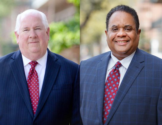 Bill Butler and Bob Nesbitt recognized by Birmingham Business Journal in their Who's Who of Commercial Real Estate