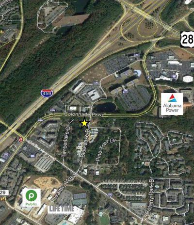 2138 Blue Lake Drive in Vestavia Hills, AL