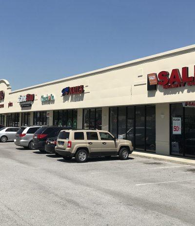 Attalla Plaza Shopping Center in Attalla, AL