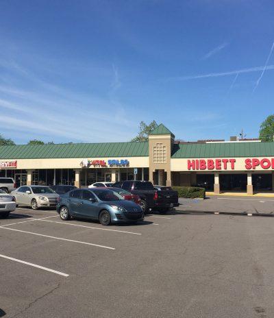 Center Point Shipping Center in Birmingham, AL