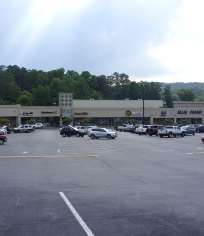 Green Valley Village Shopping Center in Hoover, AL