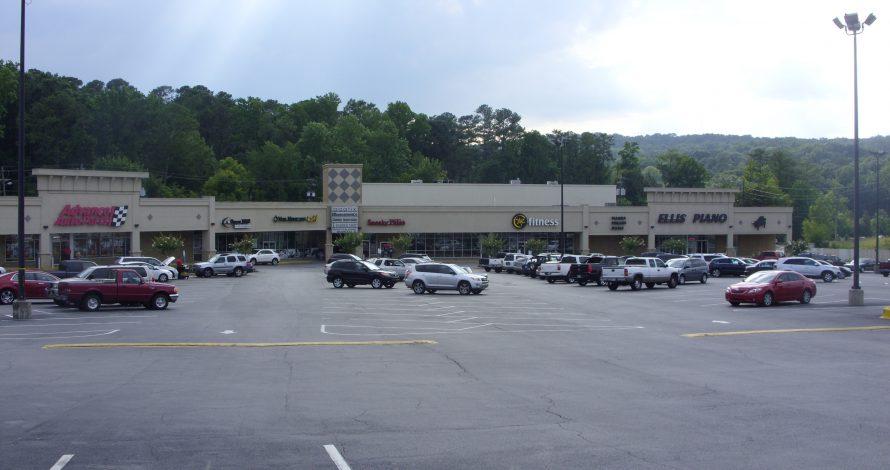 Green Valley Village Shopping Center in Hoover, AL