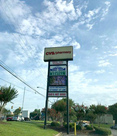 Helena Shopping Center in Helena, AL