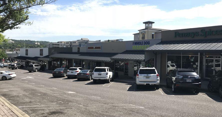 Homewood Shopping Center in Homewood, AL