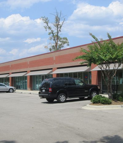 Meadow Lake Business Park in Hoover, AL