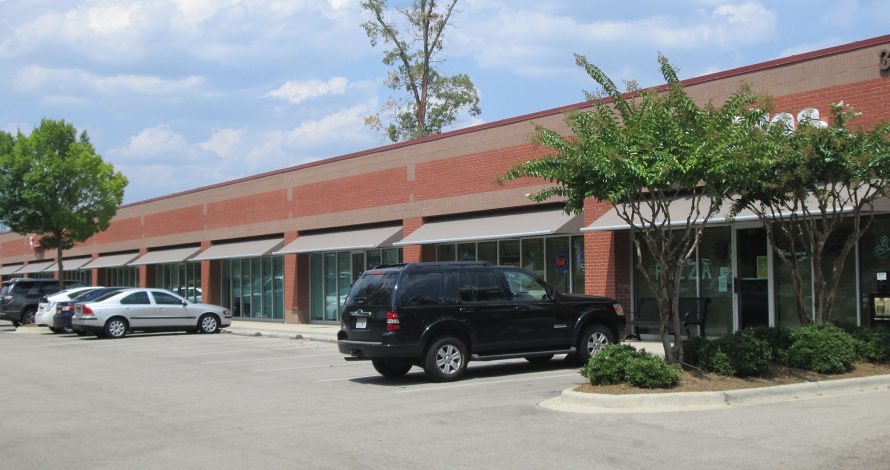 Meadow Lake Business Park in Hoover, AL