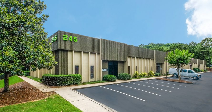 Riverchase Business Park - 245 Riverchase Parkway E. in Hoover, AL