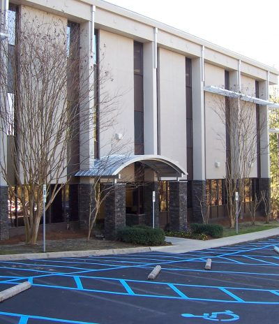 Shelby Building at Highpoint Office Center in Vestavia Hills, AL