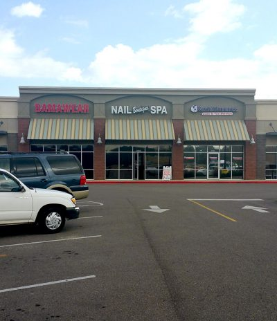 South Park Shopping Center in Pell City, AL
