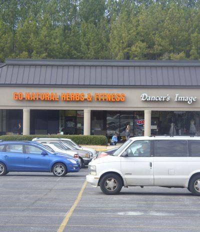 Southlake Village Shopping Center in Hoover, AL