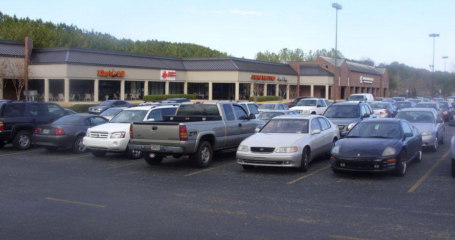 Southlake Village Shopping Center in Hoover, AL