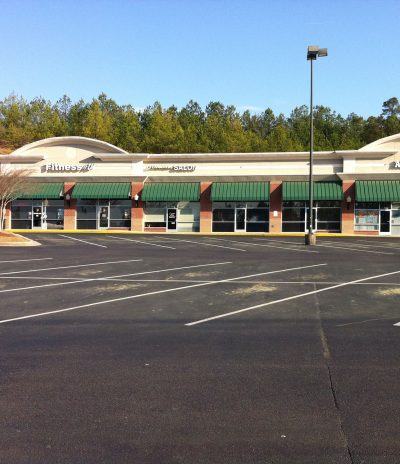 Trace Crossings Shopping Center in Hoover, AL