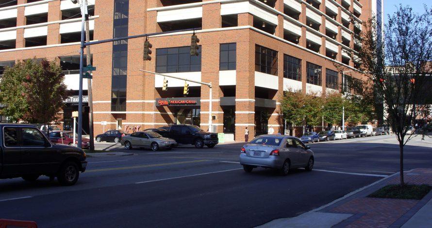 UAB 4th Ave Parking Deck Retail in Birmingham, AL