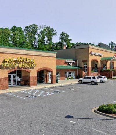 Vestridge Commons Shopping Center in Vestavia Hills, AL