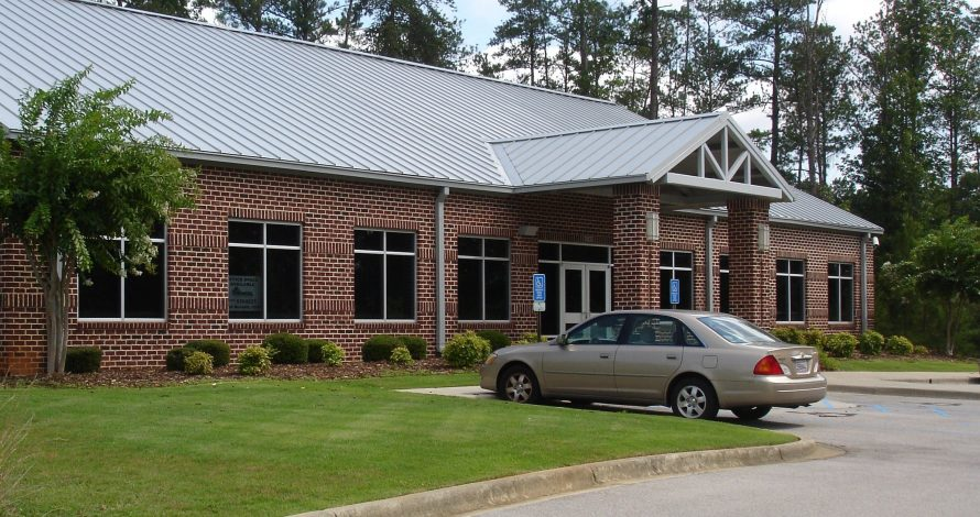 Rock Ridge Professional Office Building in Birmingham, AL
