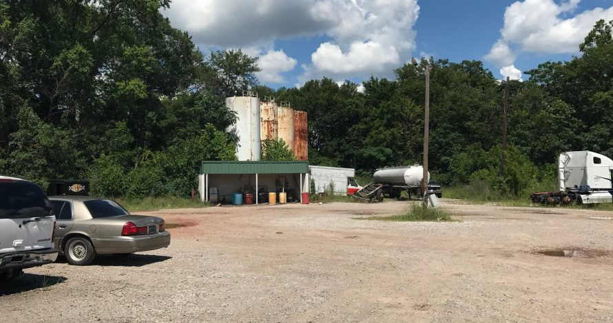 Truck Terminal/Fuel Station in Birmingham, AL