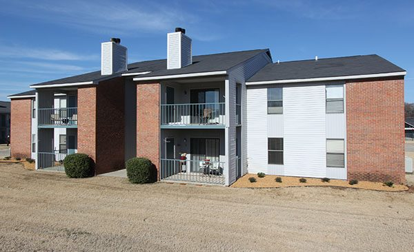 Engel Realty's additional units and Value-Add program created significant returns for Arbor Village in Muscle Shoals, AL